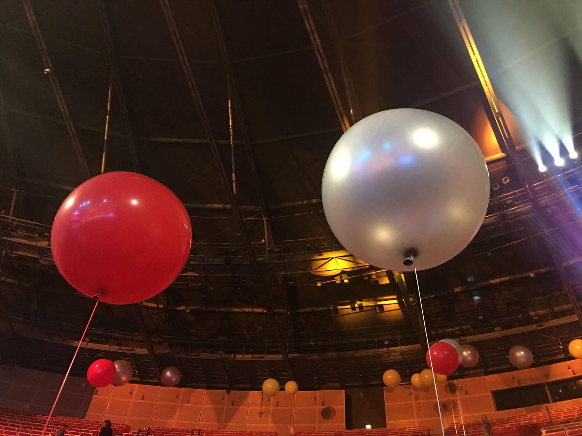ballon geant lyon